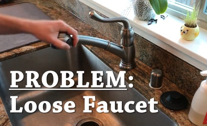 Why Your Kitchen Faucet Keeps Coming Loose and How to Fix It