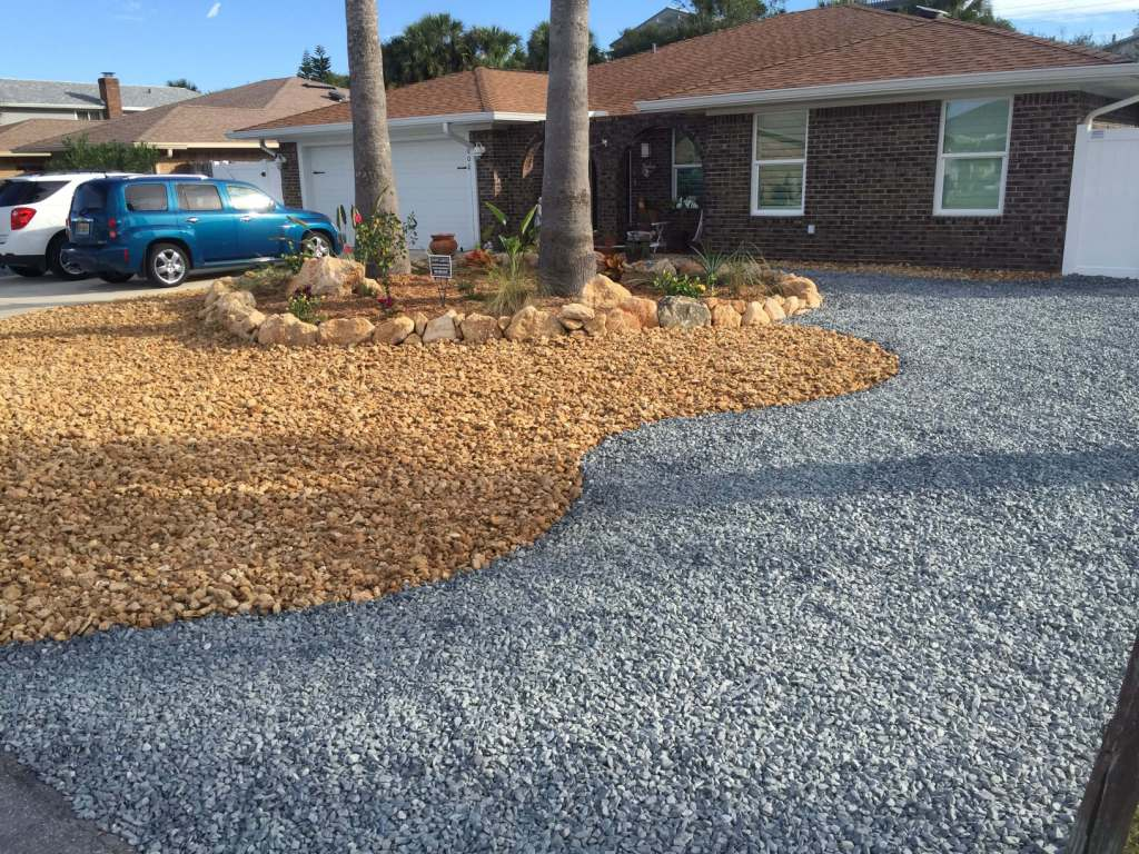 How to Dry Up A Muddy Yard (Lawn Gravel)