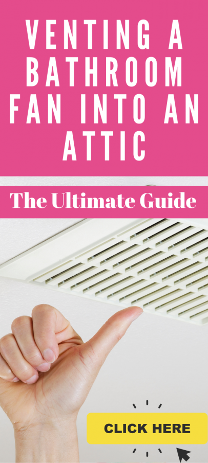 How to Install a Bathroom Vent Fan Into Attic
