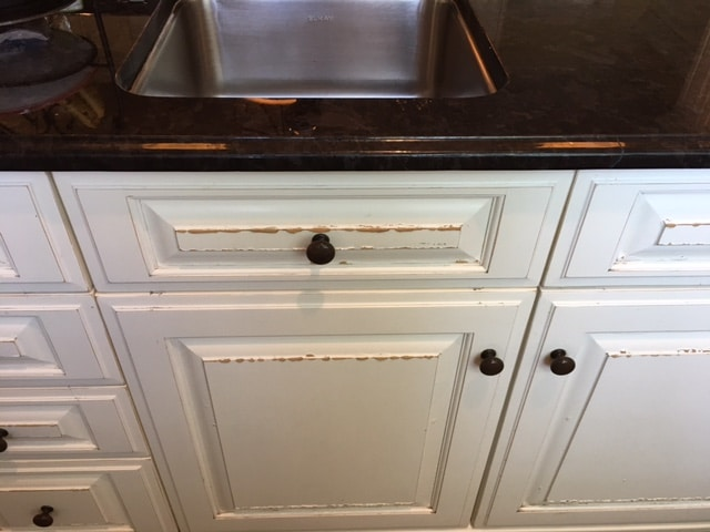 Repair Your Kitchen Cabinets That Have Been Damaged Due To Water