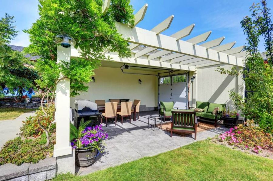How Much Does It Cost To Build A Covered Patio