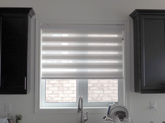 Shades Curtains - Types of kitchen curtains