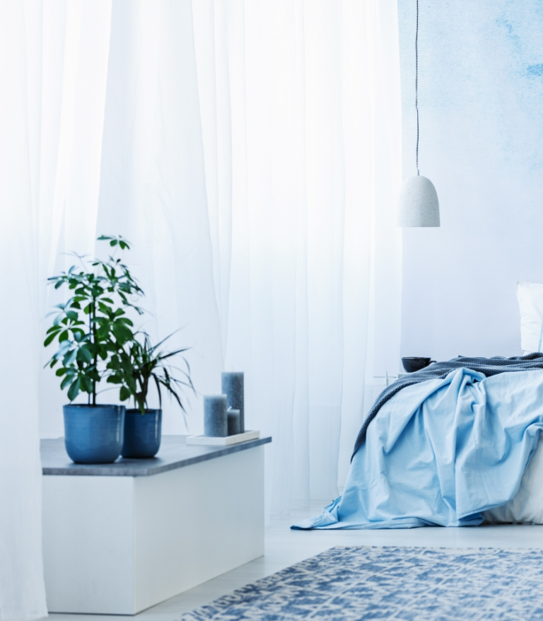 bedroom-curtain-ideas - how to choose curtains for the bedroom