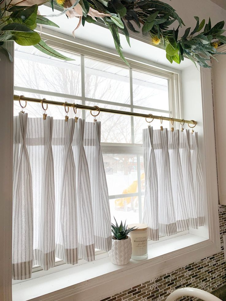 types-of-kitchen-curtains-Sheer-Curtains