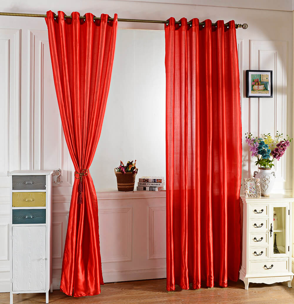 what kind of curtains for traverse rod