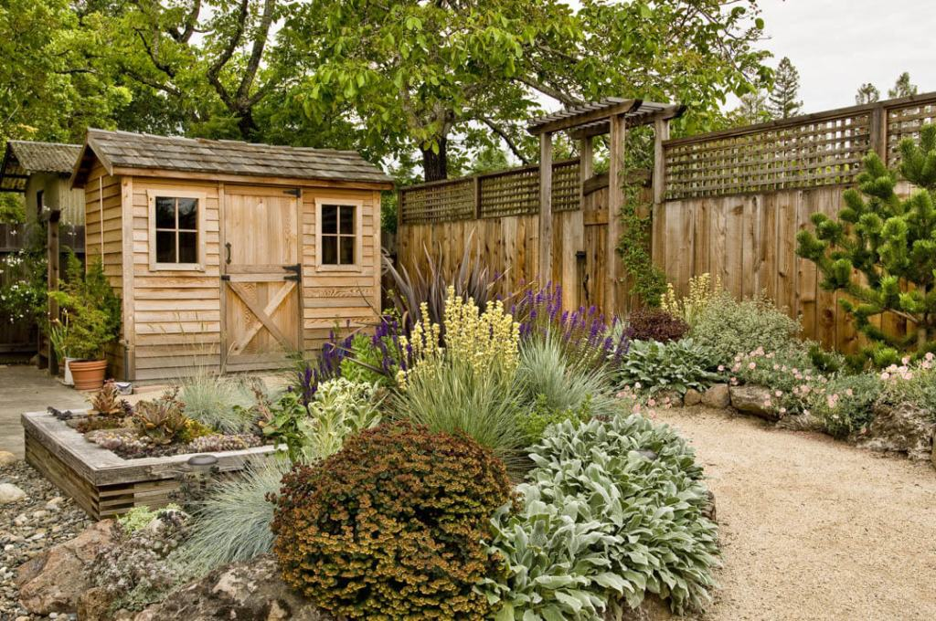 GardenLandscaping Without Grass
