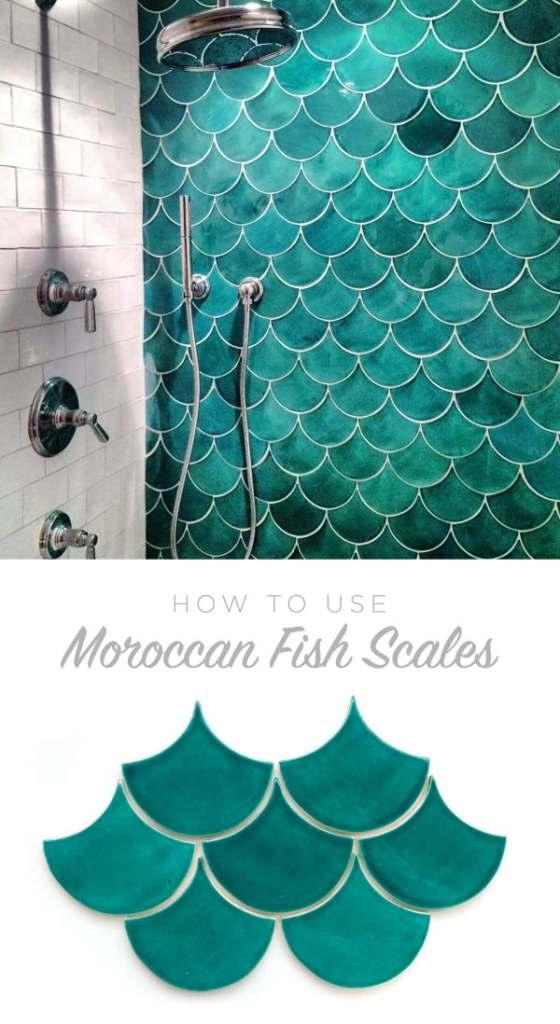 Oasis in the Bathroom - Shower tile ideas