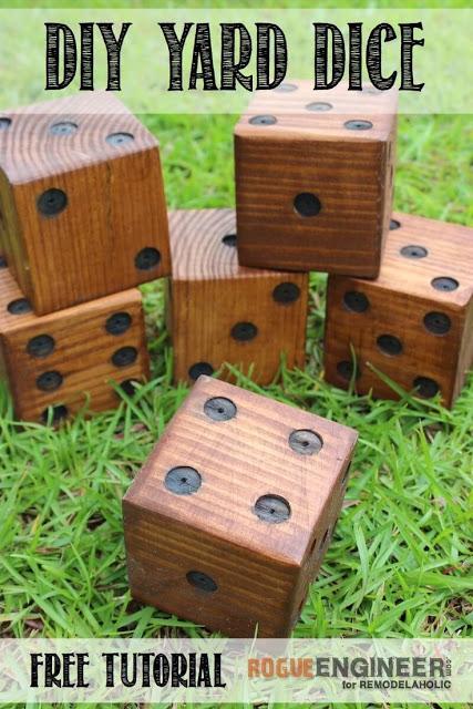 yard-dice - Dremel Projects