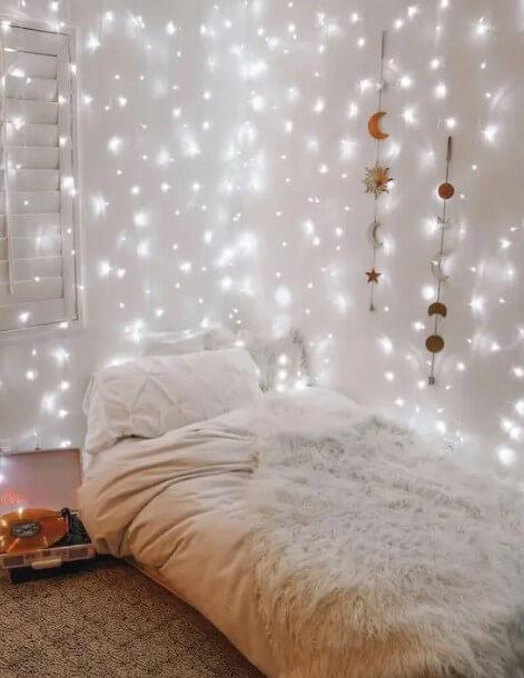 Snow White String Lights