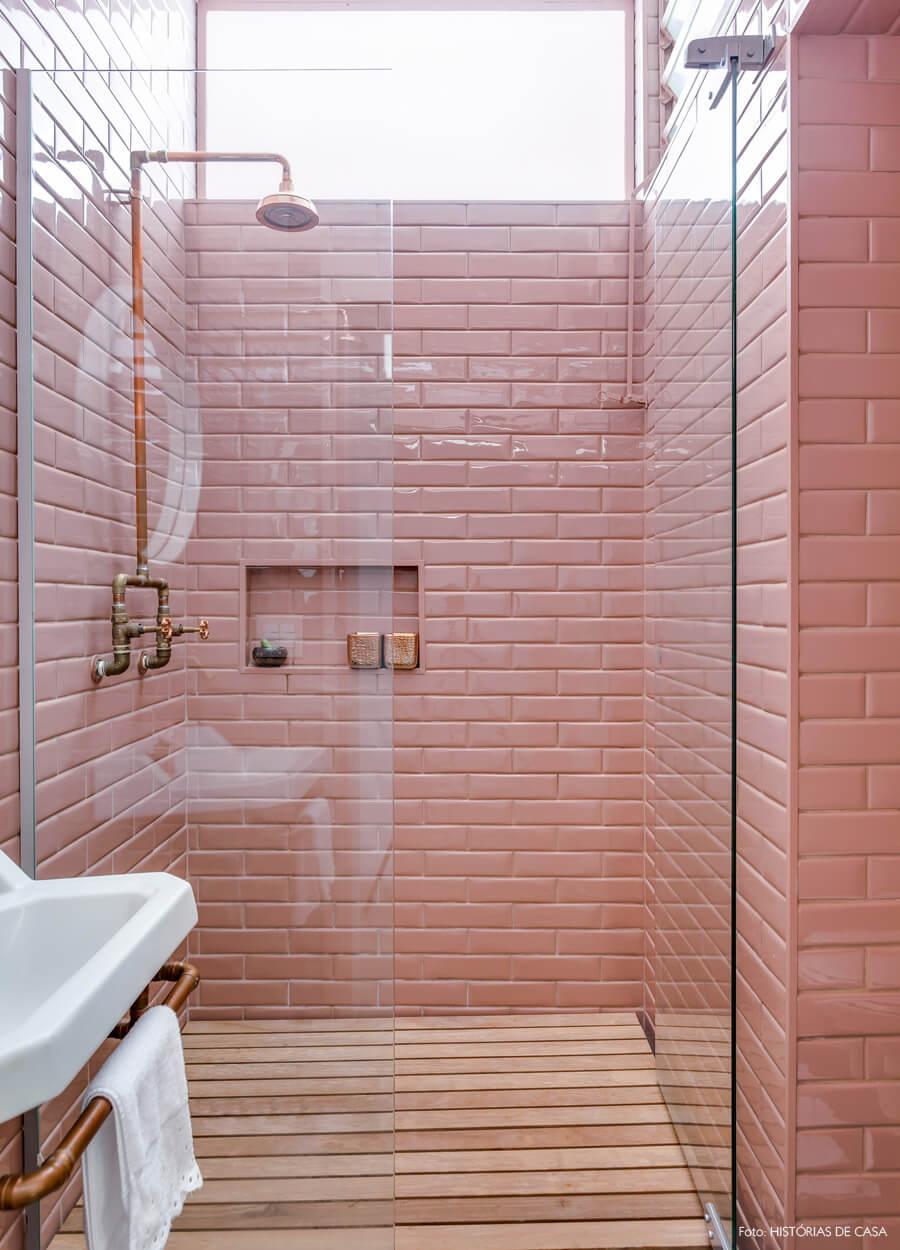Fancy Industrial Theme - shower tile ideas