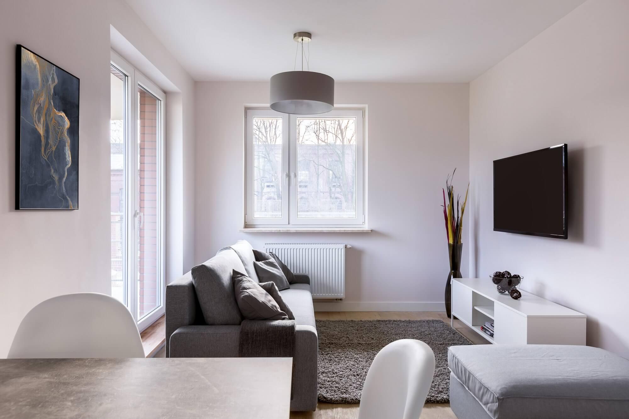 Minimal Decor for Living Room
