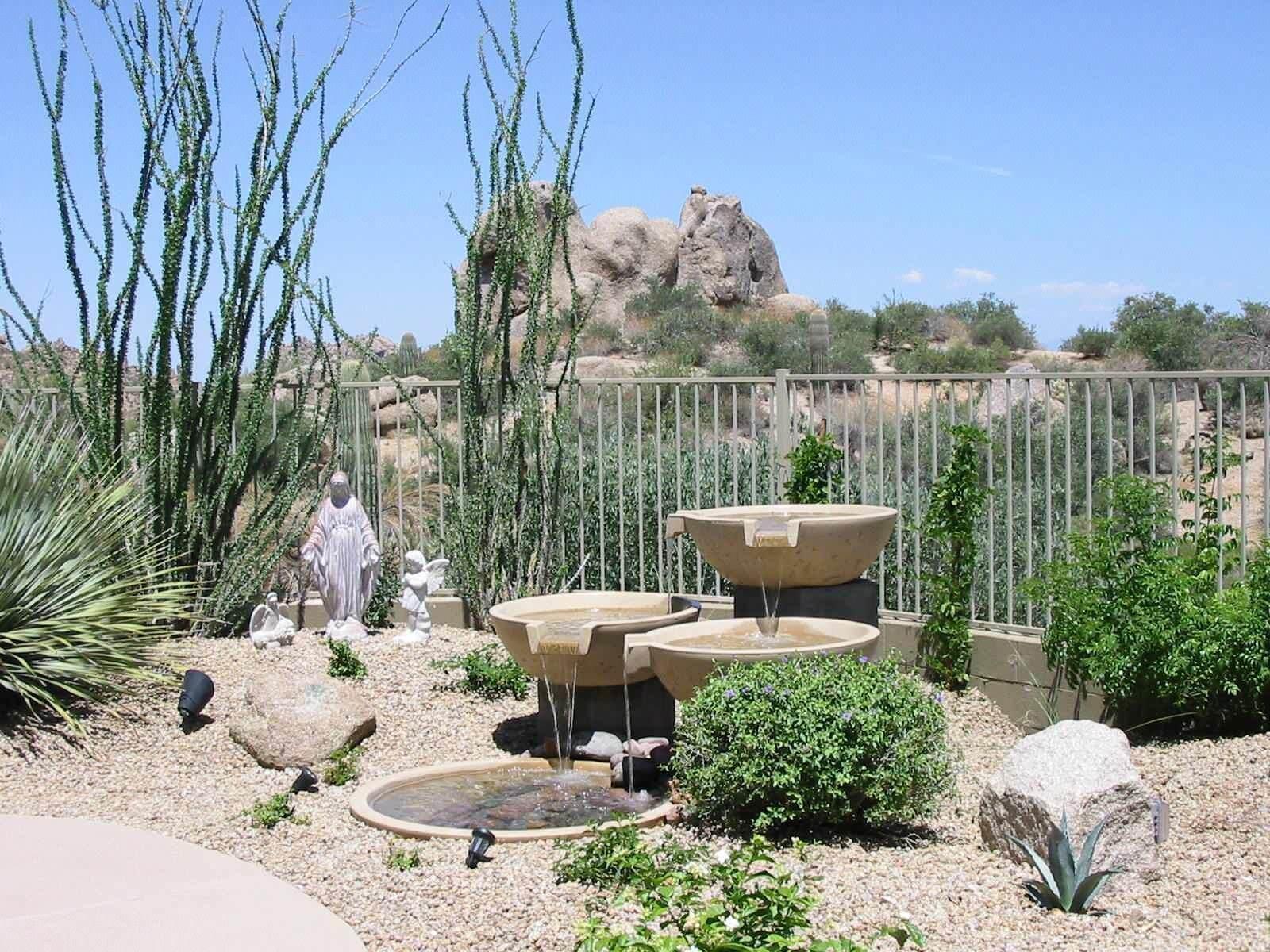 Oasis - Desert landscaping ideas