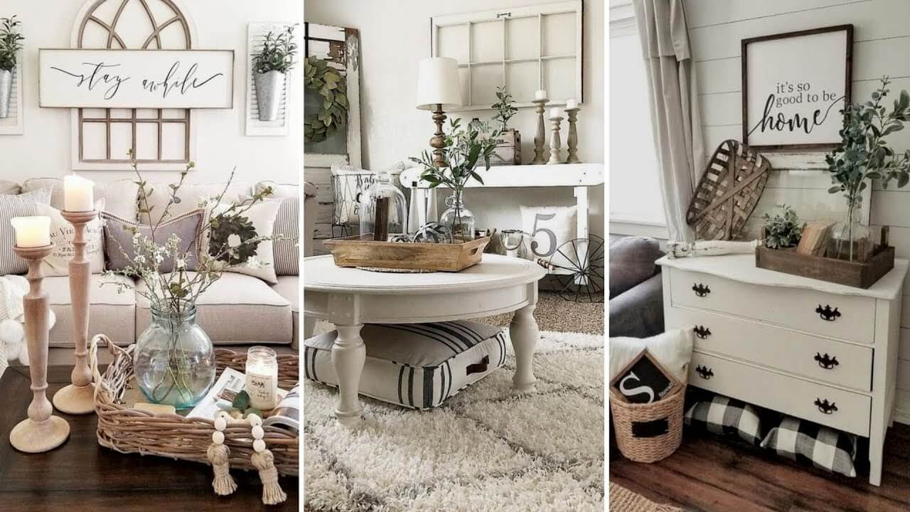 what is farmhouse style decorating