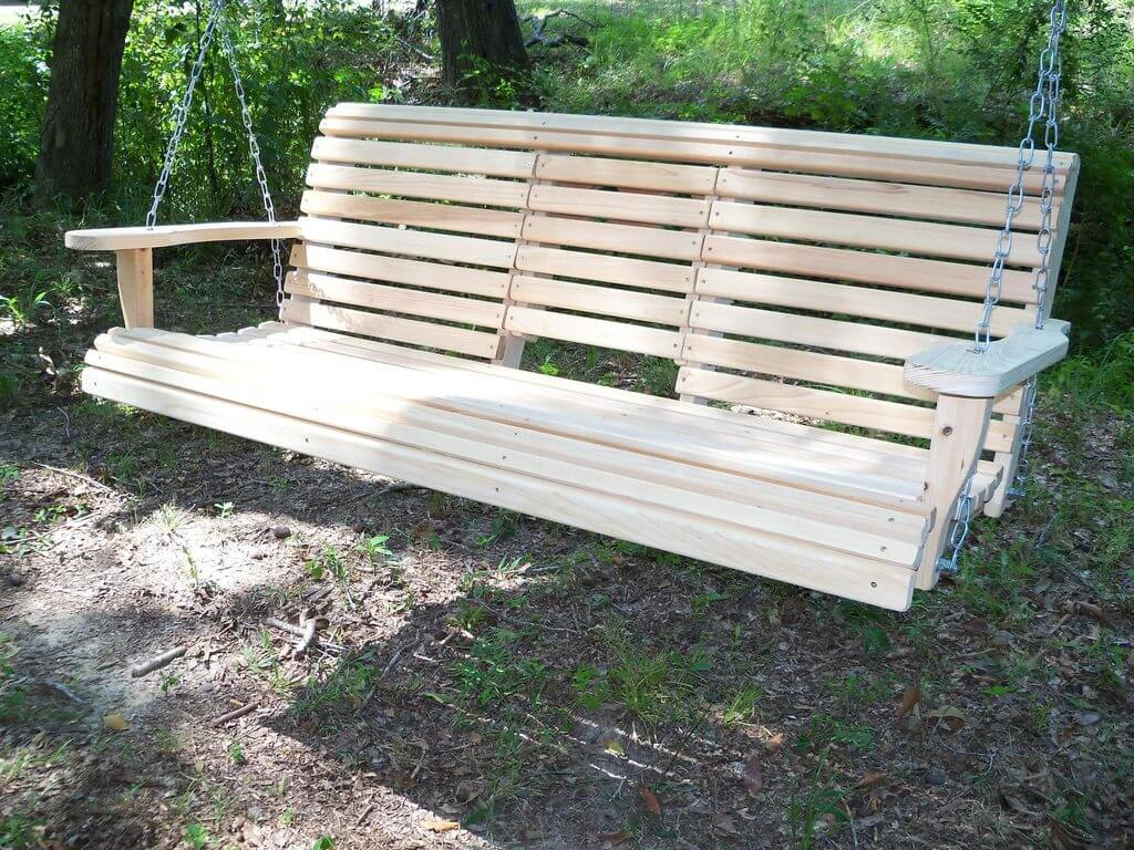 Will a 2x6 Hold a Porch Swing