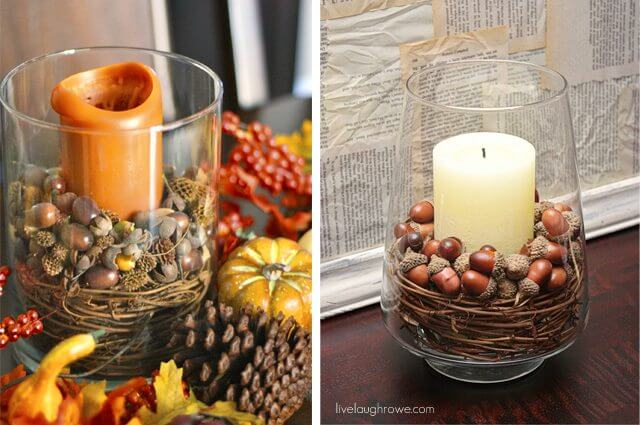 Candle acorn trifle - DIY-Pottery-Barn-Inspired-Fall-Decor-with-Live-Laugh-Rowe